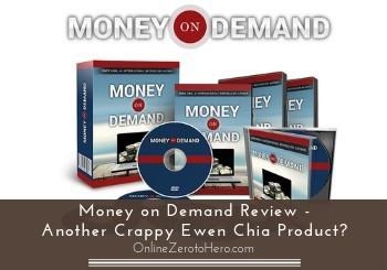 money on demand review header