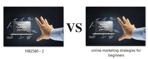 optimzied vs not optimized file name
