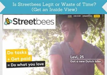 is streetbees legit