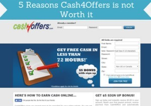 cash4offers review