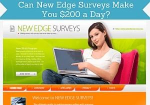 new edge surveys review