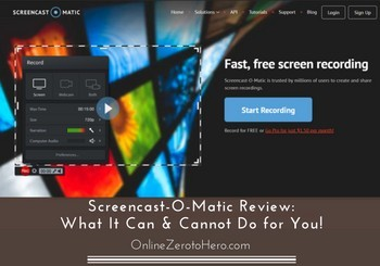 screencast-o-matic review