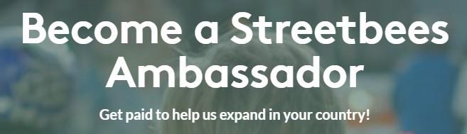 streetbees ambassador