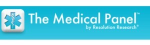 the medical panel logo
