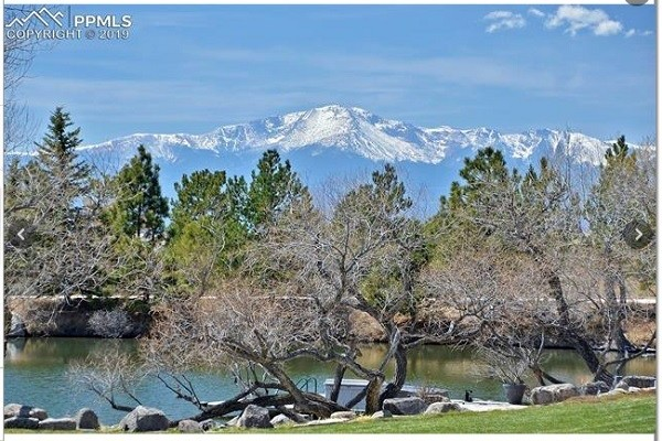 Black Forest Mountain Views Home Sold in April 2019