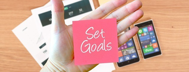 Settting Goals For Your Online Business
