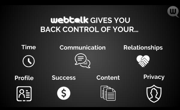 Webtalk Promo