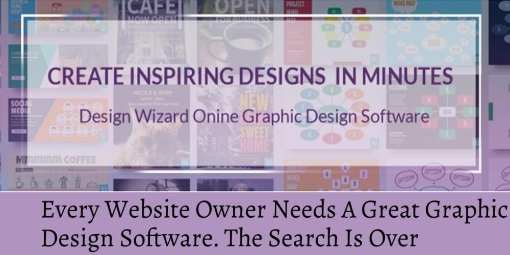 Design Wizard Promo
