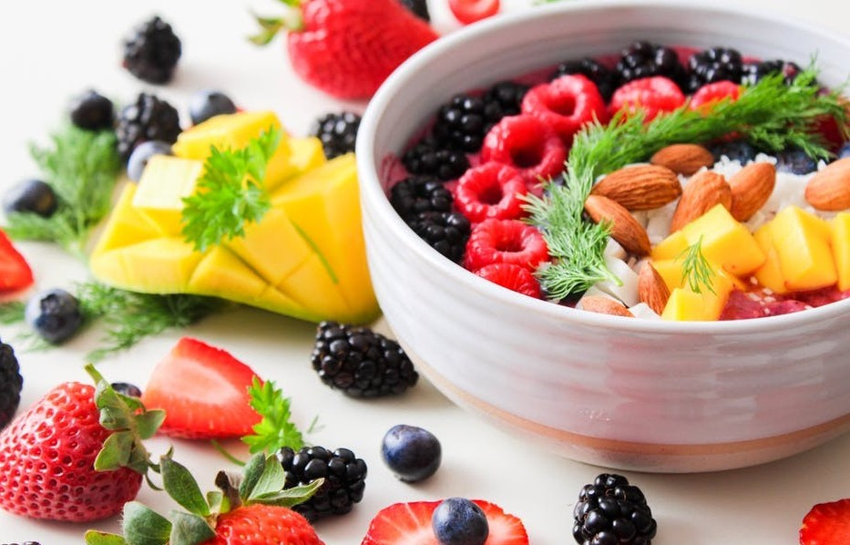 whole food plant based dish