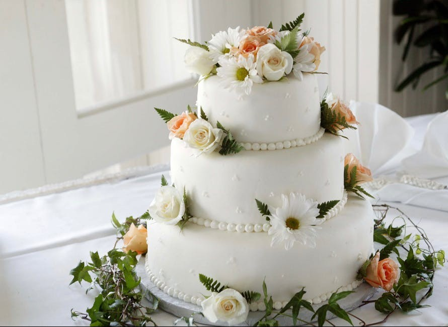 How to make your own wedding cake - DIY your wedding cake