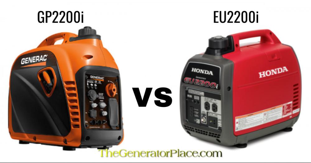 Generac vs Honda