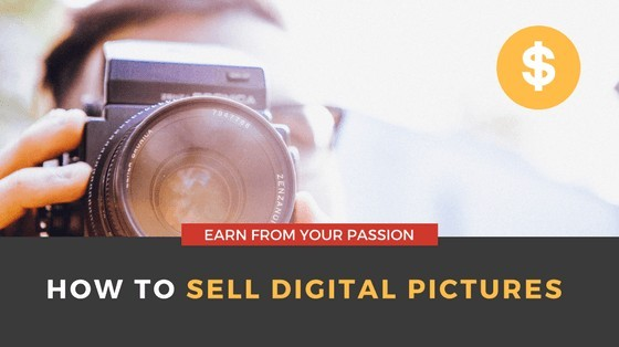 How to Sell Digital Pictures