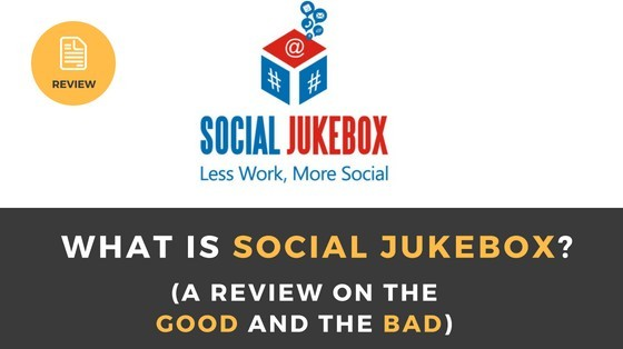 What is Social Jukebox? A Review on The Good and The Bad