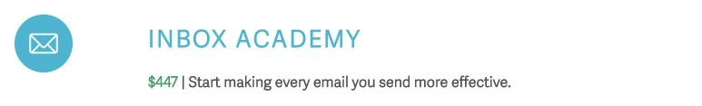 Inbox Academy is Awol Academy's 3rd Module
