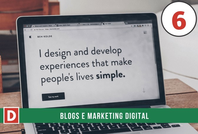 Blogs e Marketing Digital