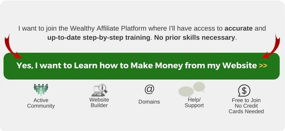 Click here to join Wealthy Affiliate and Learn How to Make Money from your Website