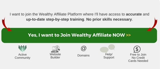 Click HERE to Test Wealthy Affiliate now for FREE