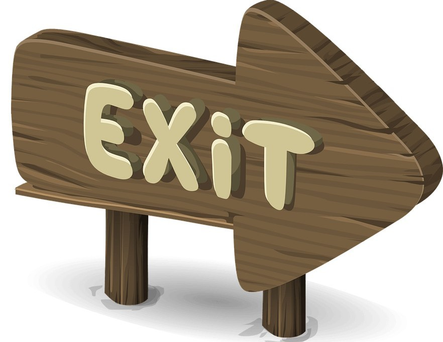 You need a Business Exit Strategy