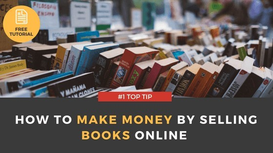 How to Make Money by Selling Books Online