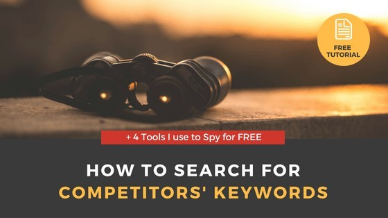 How to Search for Competitors' Keywords
