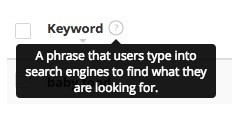 Jaaxy Keyword Research Tool | term explanation