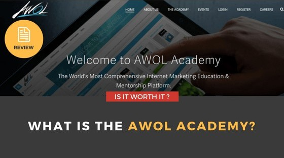 What is the Awol Academy?