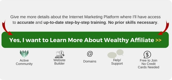 Click here to Learn More about Wealthy Affiliate