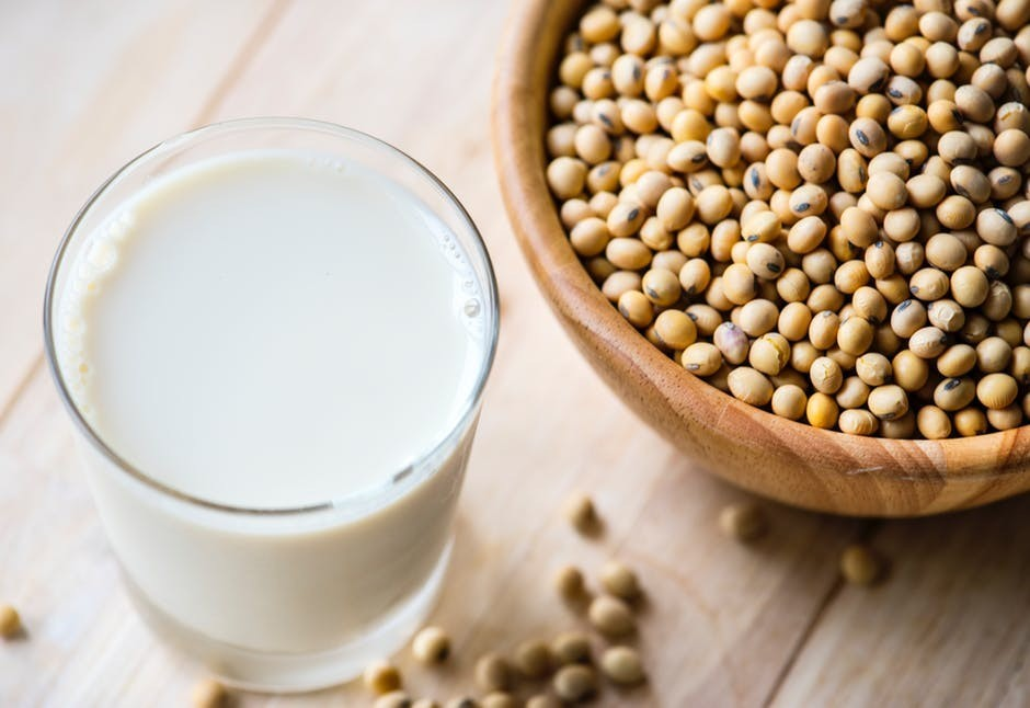 eating soy isoflavones every day for 8–12 weeks reduced fine wrinkles. It also improved skin elasticity. In postmenopausal women, soy may also improve skin dryness and increase collagen. It helps keep your skin smooth and strong.