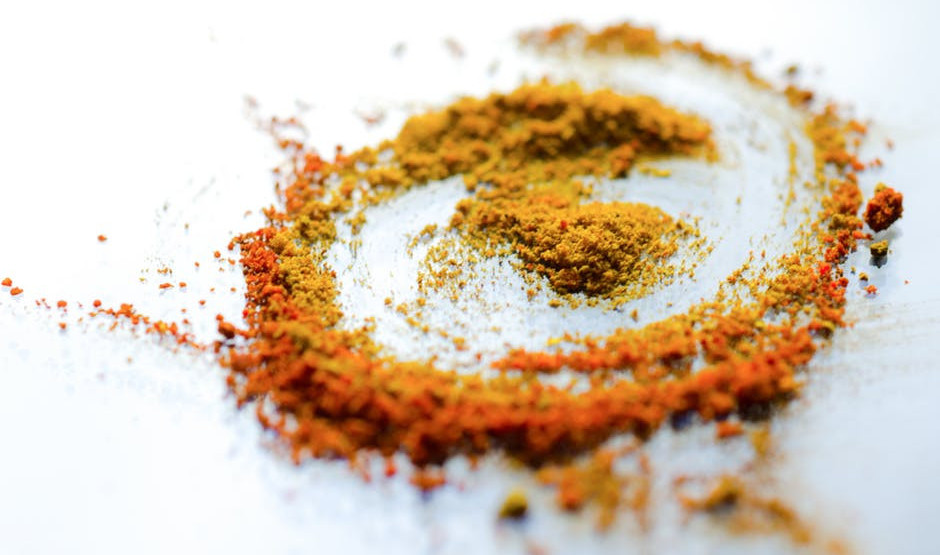 If you're looking for a way to get bright, glowing skin, look no further than this VCO-turmeric scrub!