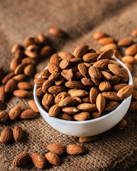 Protein For Building Muscle. Almond is a good source of protein for building muscle