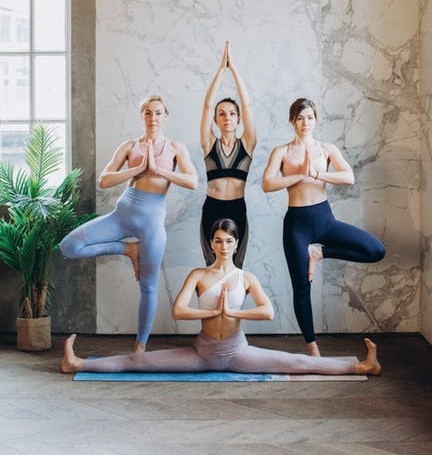 Yoga can help you tighten muscles. Even if you don't lift weights. you will still support your weight in making all poses. Yoga is not a futile exercise. All your efforts will pay off in the form of increasing your physical strength. age related muscle loss