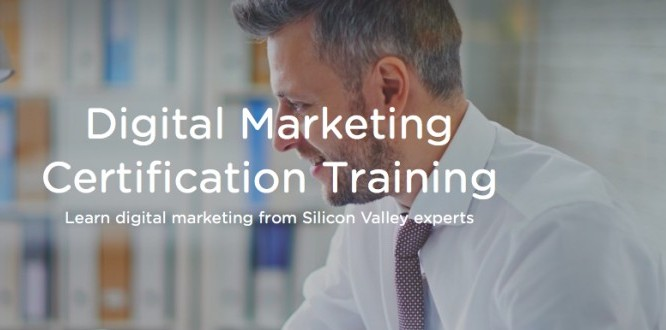Simplilearn Digital Makreting Course