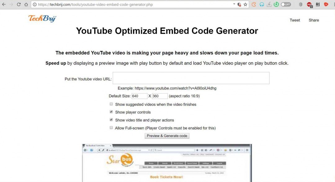 Embedded Videos Slowing Down Your Webpage? I've Got A Fix