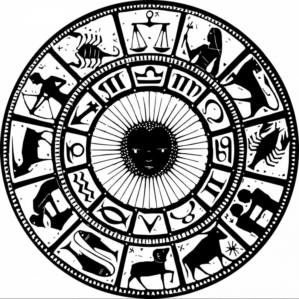 Zodiac Gift Ideas: Zodiac Wheel