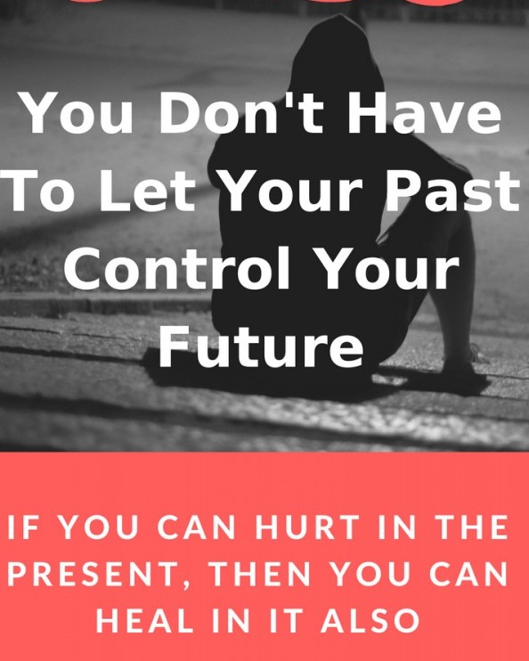about how to let go of the past