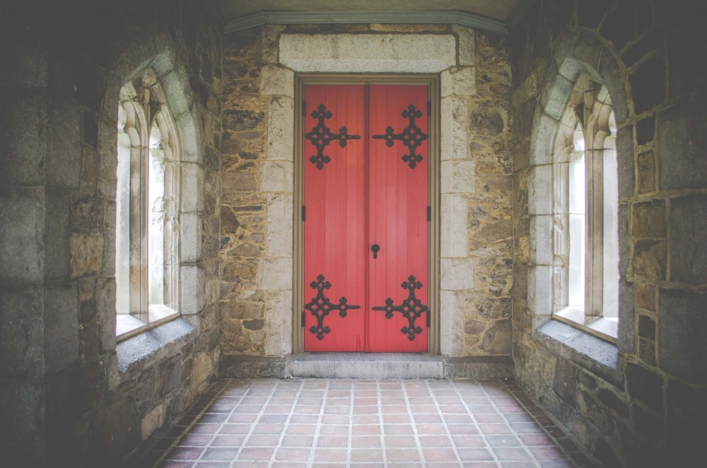 Red Door Writing Prompt