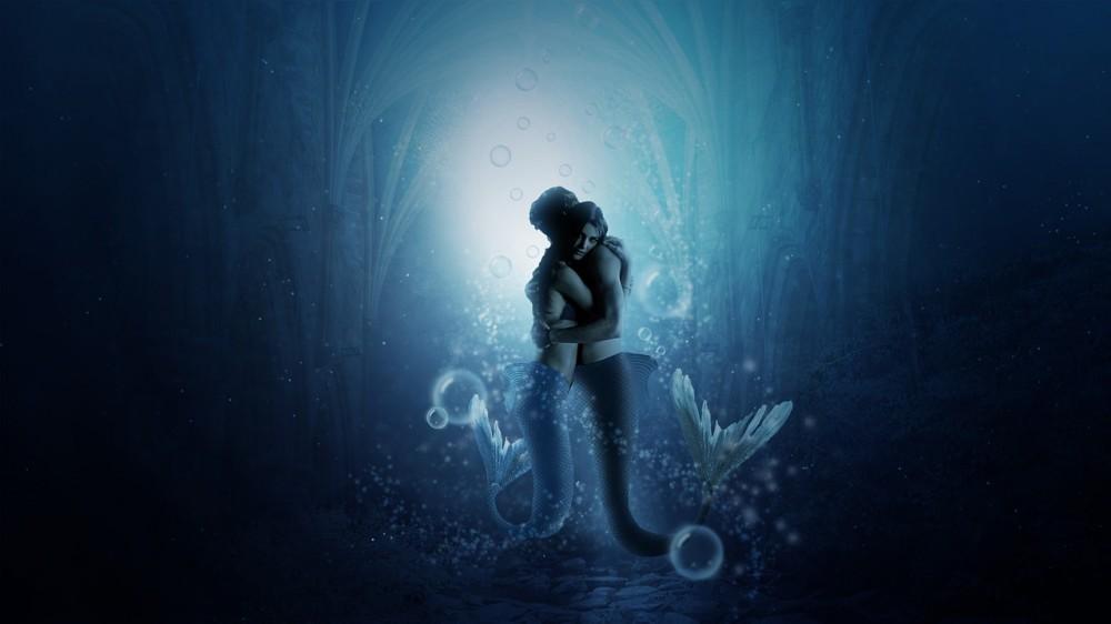 Mermaid Lovers Writing Prompt