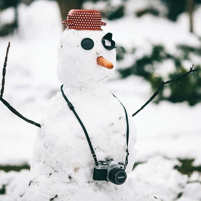 Snowman_Pixabay