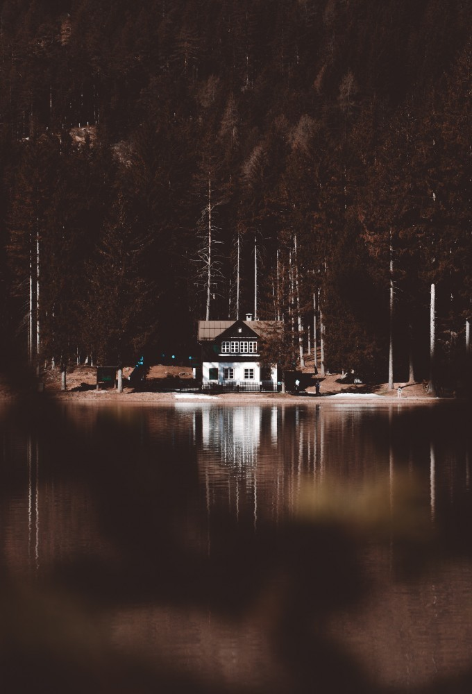 Lake in the Woods Prompt