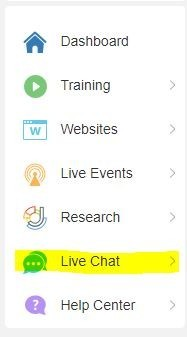 Wealthy Affiliate Live Chat