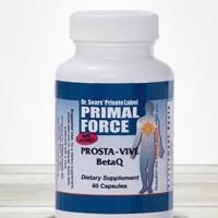 vitamin bottle Prosta-Vive-BetaQ