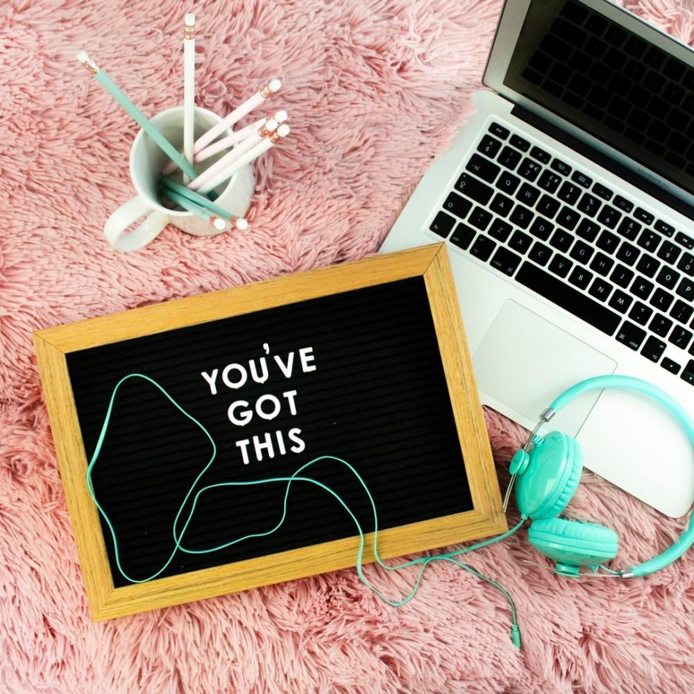 start a blog in 6 easy steps