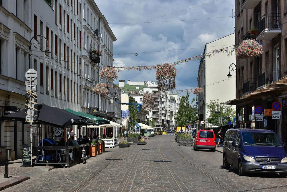 Zabkowska Street Praga Warsaw