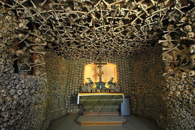 Czermna Chapel of Skulls Poland