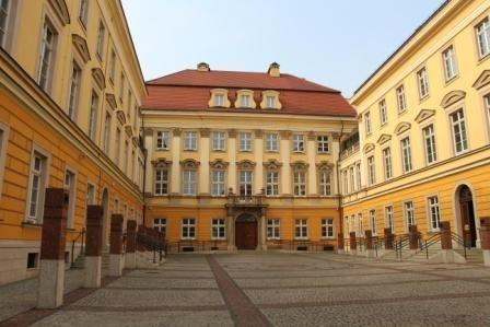 Royal Castle Wroclaw