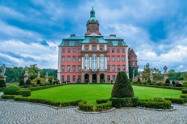 Ksiaz Castle Poland