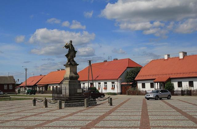 Tykocin Market Square