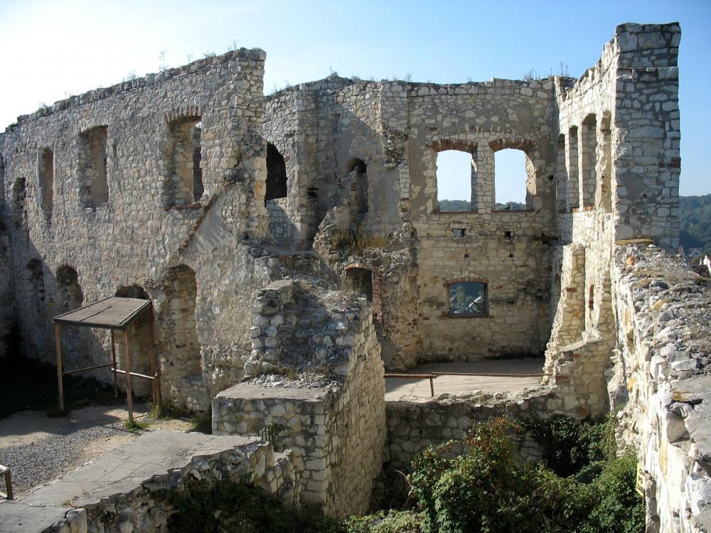 Castle and Bastion Kazimierz Dolny