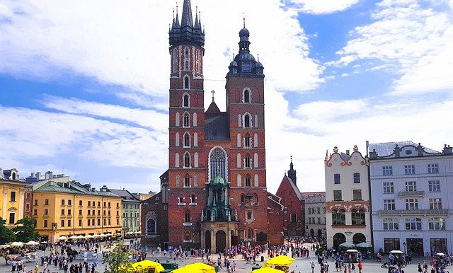 48 Hours in Krakow- St Mary's Basilica