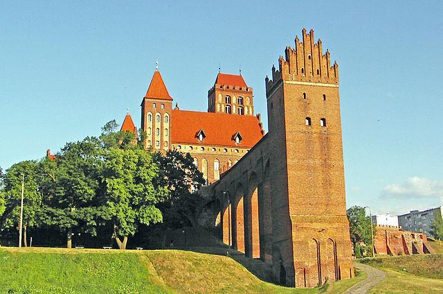 Kwidzyn Castle Poland